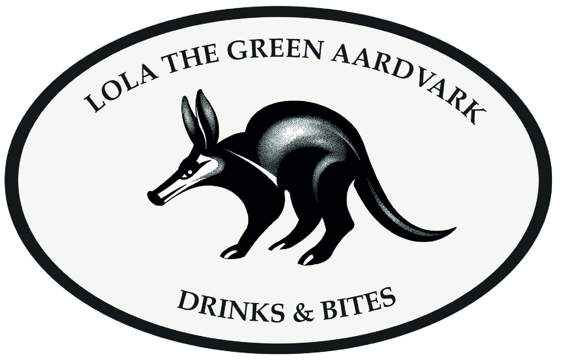 Lola The Green Aardvark