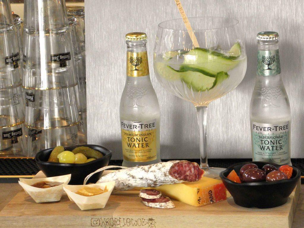 Gin Tonic Drinks | Lola The Green Aardvark