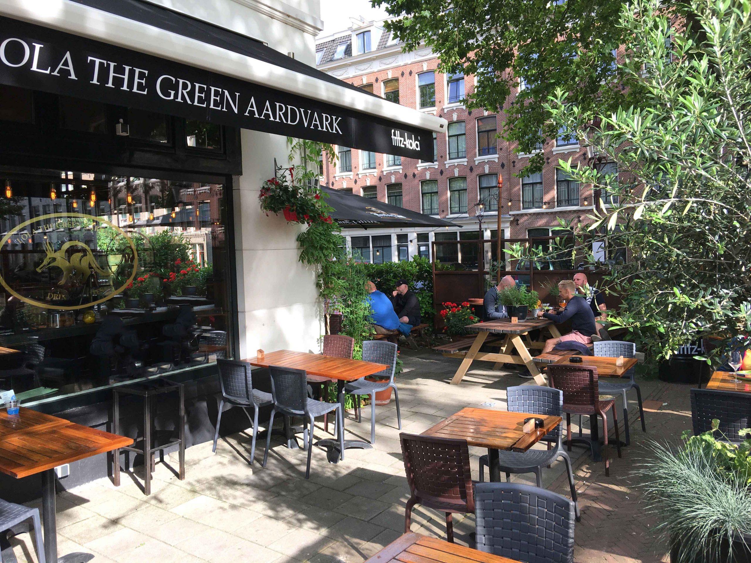 Lola's Magical Garden |  Lola the Green Aardvark